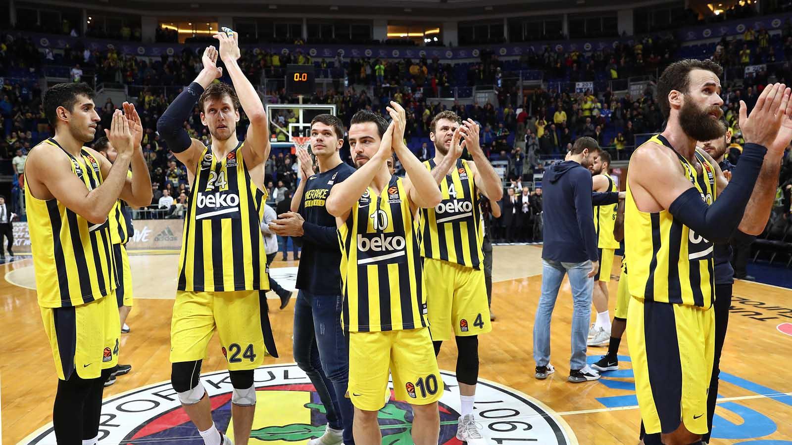 Fenerbahçe Beko'nun Üstün Başarısı!