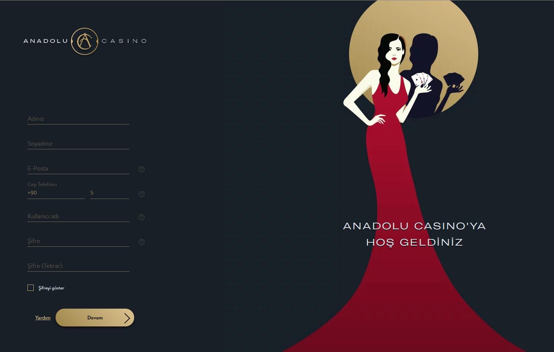 Anadolu Casino Yeni Giriş Adresinde!