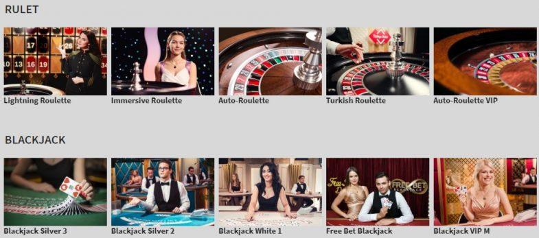 Betsmove canlı casino giriş oyunları