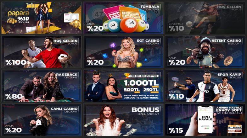 Jasminbet giriş bonusları listesi