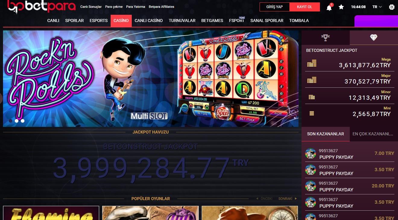 Betpara Casino