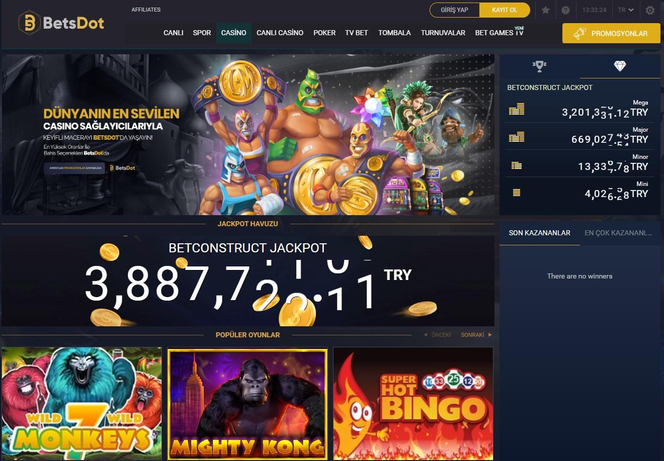 Betsdot Casino